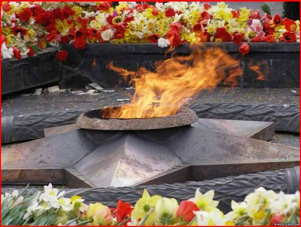 Коммунисты будут охранять Вечный огонь. Милиция ищет, кто устроил
