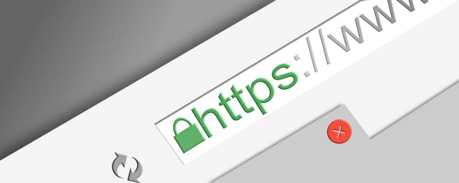 Сайт повинен мати сертифікат безпеки SSL